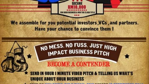 The Clash: The Entrepreneur Battle of Business Pitch