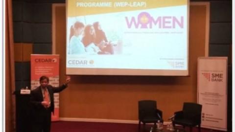 WENA & CEDAR: WahNita!  –Financing Talk