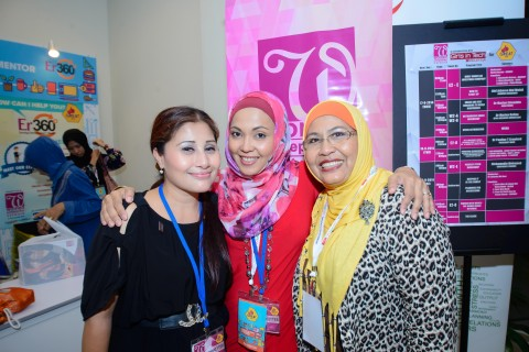 Great Woman 2014 (17-20 Sept 2014 – Cyberjaya)
